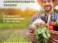 2. Gartenbau- und Landwirtschaftstagung - Ideen und Motivation
