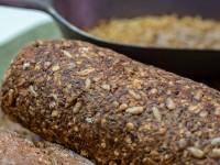 Vegan – bunt und schmackhaft: Haferbrot, laktosefrei und ohne Hefe
