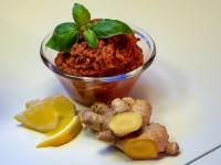 Vegan – bunt und schmackhaft: Tomatenaufstrich